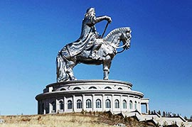 Genghis Khan's Statue Complex