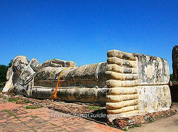 Ayutthaya relics