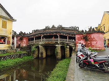 Japanese Bridge, Hoian