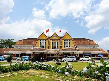 Old Da Lat Railway Station