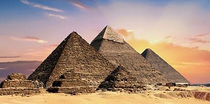 Giza Great Pyramids