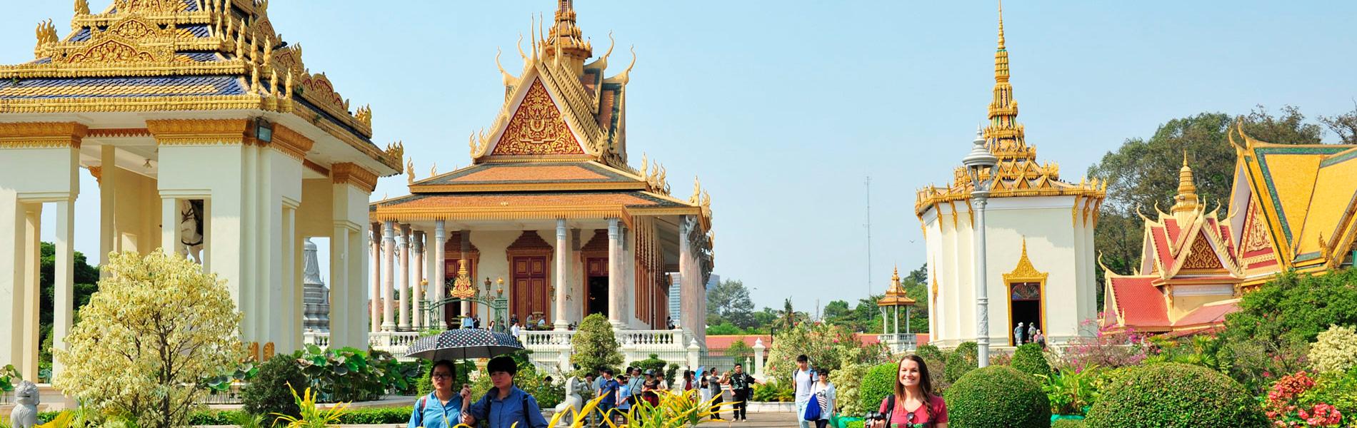 Cambodian Royal Palace