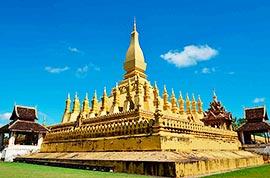Wat Pha That Luang, Laos