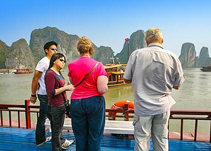 Vietnam local people