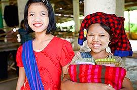 Local people, Myanmar