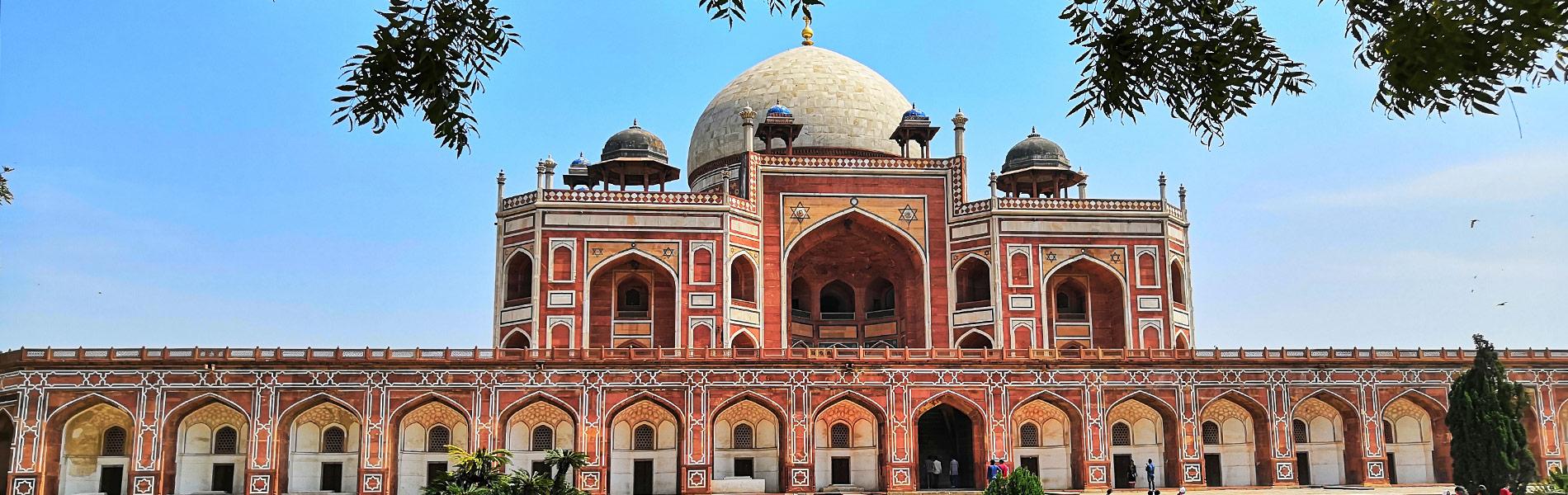 India Humayun Tomb