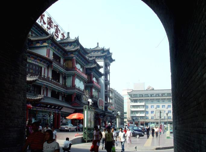 south gate of xian