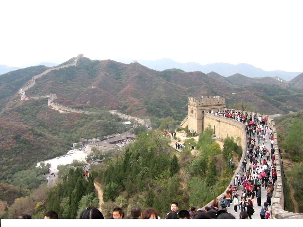 Badaling Great Wall Traveling ---Easy to Do It Yourself ...