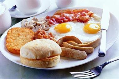 ... healthier breakfast should be balanced a balanced breakfast pin