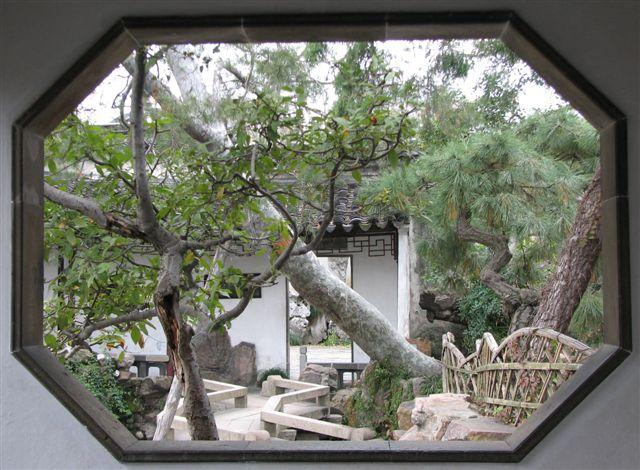 Where Gardens Are The Windows Of The Soul Suzhou Travel
