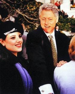 How Did Monica Lewinsky Seduce Bill Clinton
