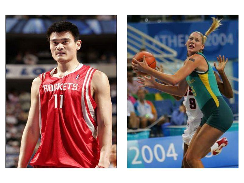 lauren jackson yao ming - photo #9