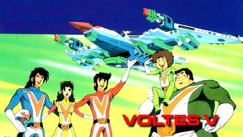 Voltes V Cartoon Characters : What s your favorite animated movie page
