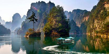 Baofeng Lake, Zhangjiajie