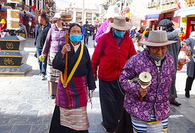 Tibetan people