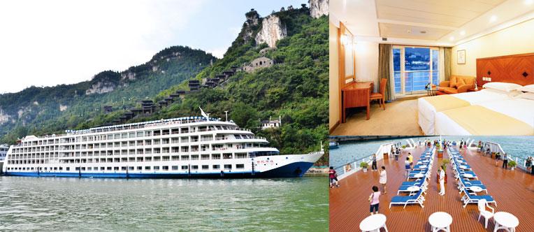The New Century Cruises