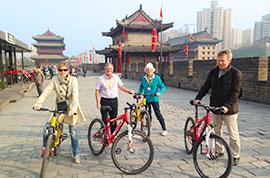City Wall, Xi'an
