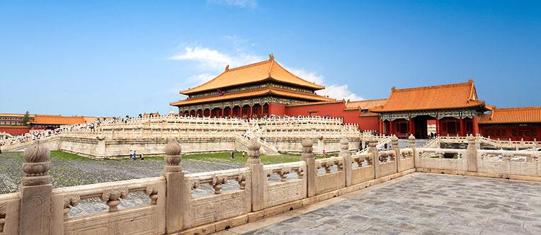 Explore the mejestic Forbidden City