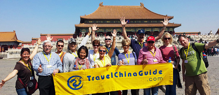 Follow our knowledgeable guide to explore the Forbidden City
