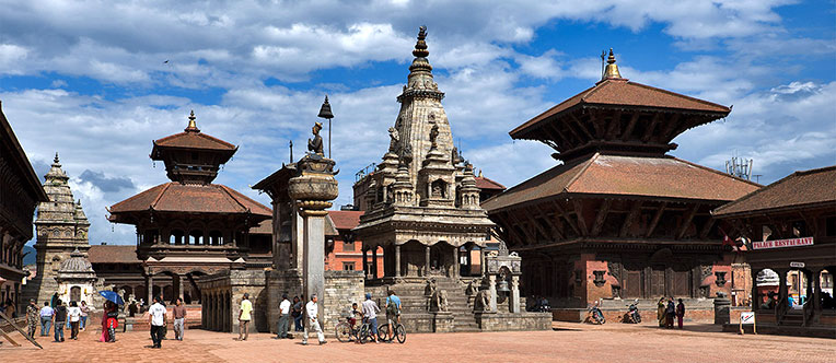 Explore the time-honored Bhaktapur Durbar Square