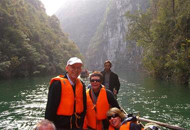 Shennong Stream adventure