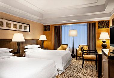 Standard Room, Sheraton Xi'an Hotel