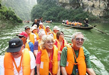 Shennv Stream excursion
