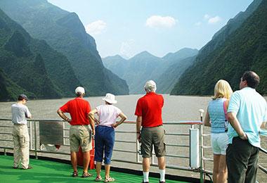 Three Gorges Sightseeing