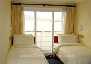 Standard twin cabin