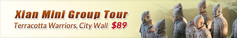 Xian Day Tour to Terracotta Army