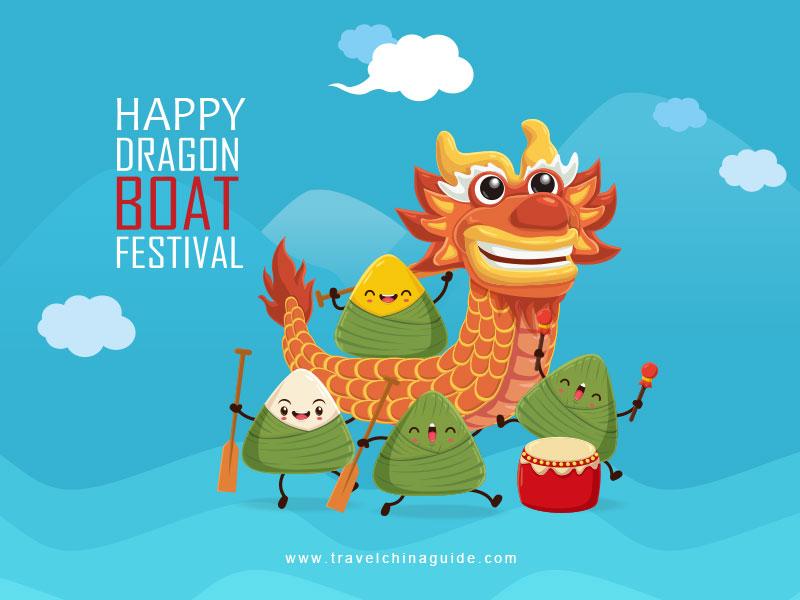 Dragon Boat Festival Greetings