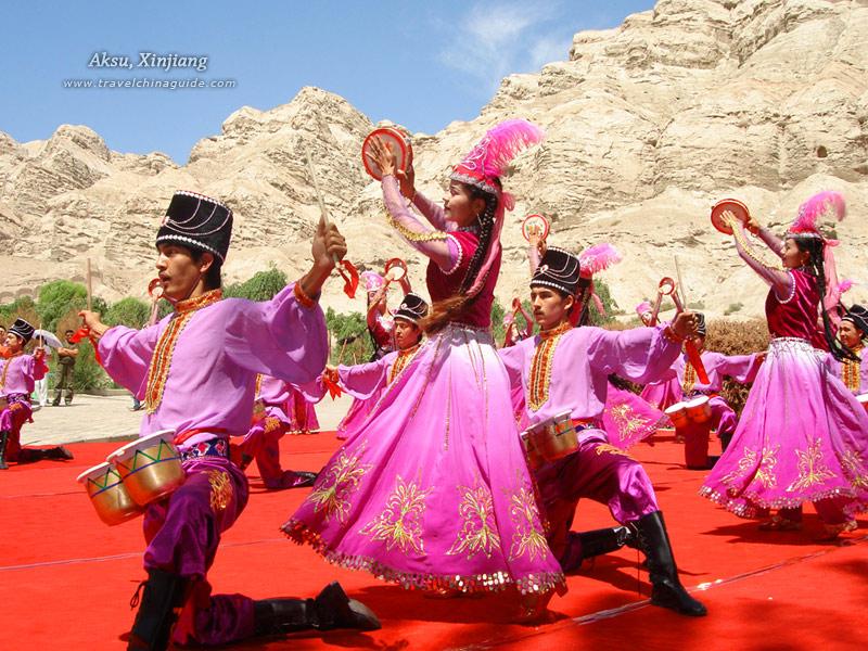 Aksu, Xinjiang