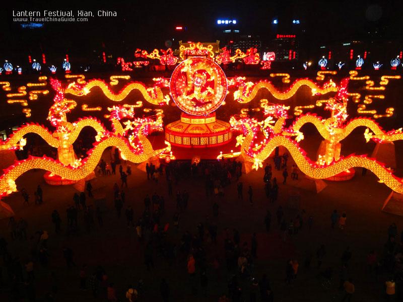 Lantern Festival, Xian, China
