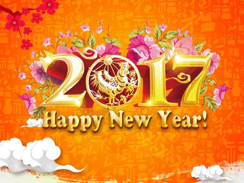 Happy Chinese New Year 2017!