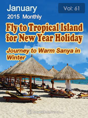 Fly to Tropical Island for New Year Holiday