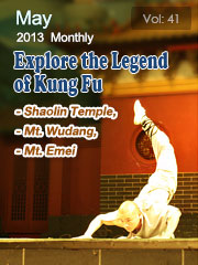 Explore the Legend of Kung Fu