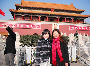 Our Travel Consultants Visit Beijing