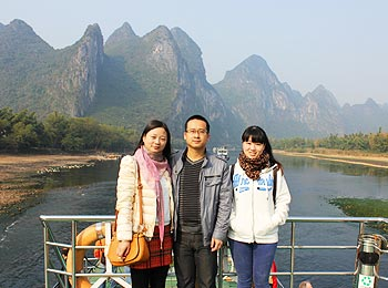 Staff Training in Guilin