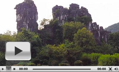 Seven Stars Park Qixing Gongyuan Guilin Guangxi