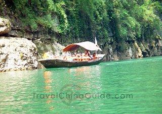 Xian Side Trip To Ankang City