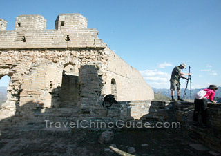 Jinshanling To Simatai Great Wall Hiking Day Tour Take 4