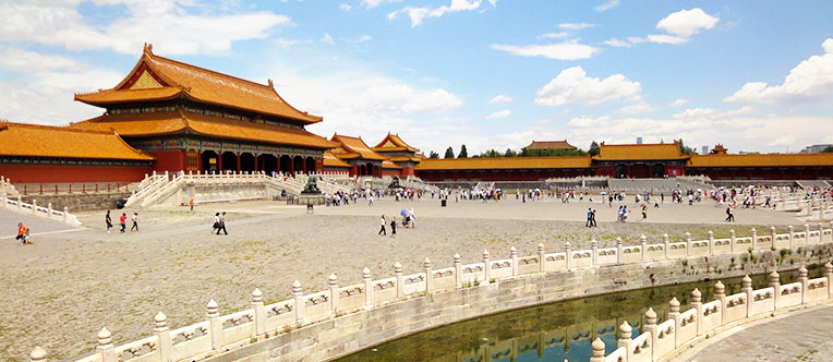 Explore the Forbidden City in-depth and discover the ancient culture of China