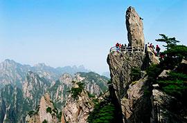 Huangshan scenery