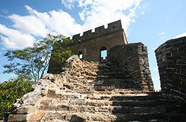Qingshanguan Great Wall