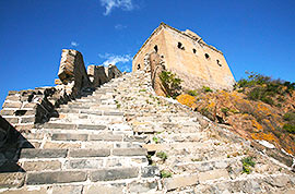 Qiangzilu Great Wall