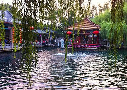 Baotu Spring, Jinan