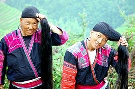 Yao Ethnic Minority, Longsheng