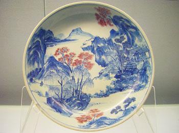 Jingdezhen porcelain of Qing Dynasty