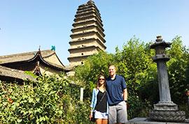 Small Wild Goose Pagoda, Xi'an