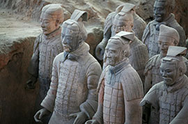 Terracotta Army, Xi'an